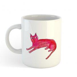 Otto macska bögre