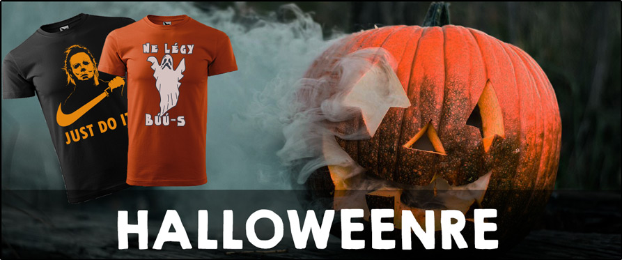 Halloween Pólók
