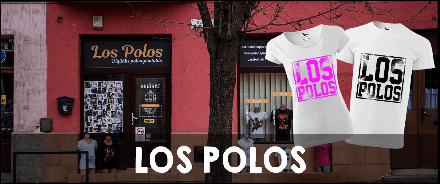 Los Polos Pólók