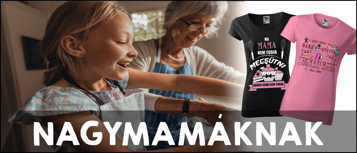 Nagymama Pólók